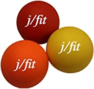 j/fit Set of 3 Muscle Knot Relief Balls