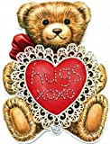 Valentine's Day Greeting Card - Teddy Bear Valentine