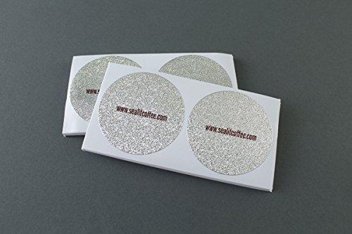 200 Seals / Foils to REUSE & REFILL NESPRESSO VERTUOLINE ...