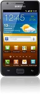 "Samsung Galaxy S II (I9100) - Smartphone libre Android (pantalla 4.27"", cámara 8 Mp, 16 GB, Dual-Core 1.2 GHz, 1 GB RAM), negro (importado)"