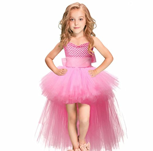 Tsyllyp Halloween Costumes Tutu Dance Dresses for Kids Girls