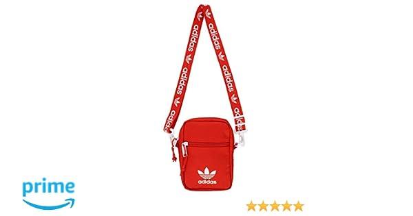 cb09369fae Amazon.com  adidas Originals Festival Crossbody Bag