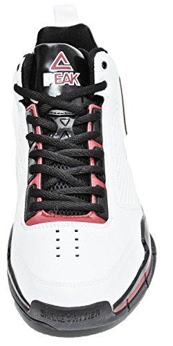 PEAK - Battier viii zapatilla de baloncesto para hombre/mujer blanco