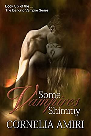 book cover of Some Vampires Shimmy