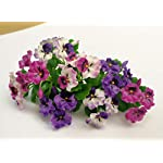 thebestbuy-Set-of-8-Dollhouse-Miniature-Accessories-Fariy-Garden-Blank-Pansy-Bouquets