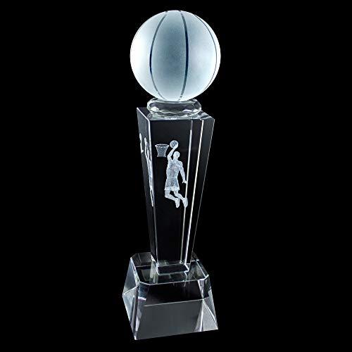 - 3D Basketball Trophy