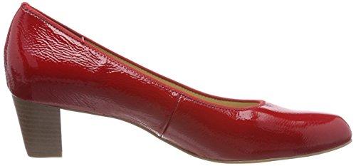 Knokke Bout Rosso Escarpins 79 Rouge ara Femme fermé UqFZBwZ