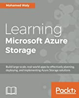 Learning Microsoft Azure Storage Front Cover