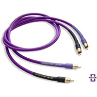 Analysis Plus Oval One Audio Interconnect Cables RCA, Pair, 1.0 Meters (40 inches)