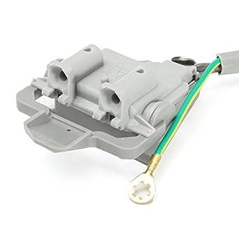 TuToy 3949237 3949247 - Interruptor para puerta de lavadora ...