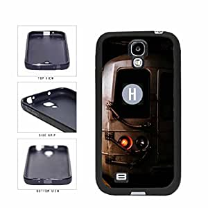 Personalized NYC Train Custom Letter H TPU RUBBER SILICONE Phone Case Back Cover Samsung Galaxy S4 I9500