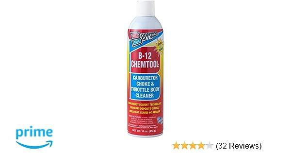 Amazon Com Berryman 0117 B 12 Chemtool Carburetor Choke And