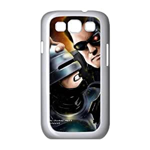 Terminator Samsung Galaxy S3 9300 Cell Phone Case White UI8312218