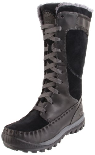 Timberland, Damen Stiefel & Stiefeletten  schwarz schwarz