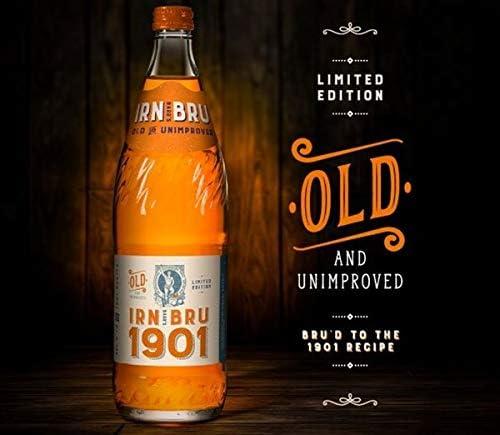 IRN-BRU 1901 bottle