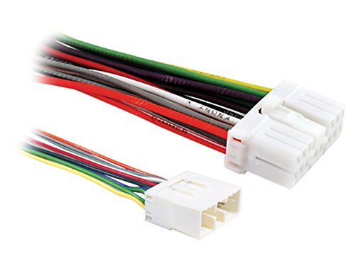 Axxess BT-8901 T-Harness Integrates Bluetooth Kits with Factory Stereos-In 1993-Up Select Subaru/2005-06 Saab Vehicles