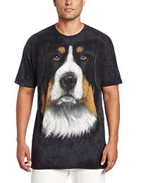 The Mountain Men's Bernese Dog T-Shirt