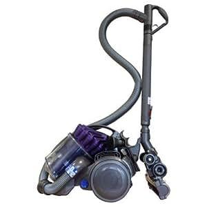 Dyson DC32 Animal Cylinder vacuum cleaner 2L Gris, Violeta - Aspiradora (Cylinder vacuum, Secar, Hogar, Alfombra, Suelo duro, Gris, Violeta, HEPA)