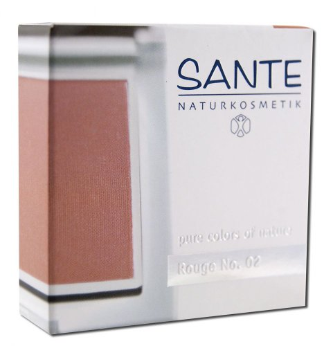 (Sante Rouge Face Blush, 02 Silky Mallow, 6.5 Gram)