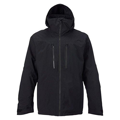 Burton Men's AK 2L Swash Jacket, True Black, (Ak Lightweight Fleece)