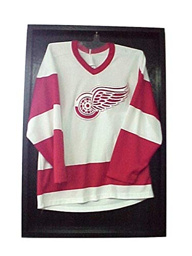 PRO UV Protection Baseball, Hockey, Basketball, Football Jersey Display Case Wall Shadow Box