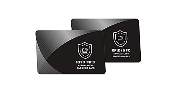Ida Haggai Funda de Tarjeta de crédito Protección RFID para ...