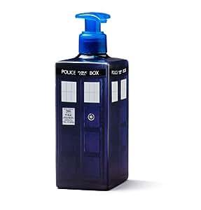 Doctor Who TARDIS Hand Soap Dispenser, Plastic