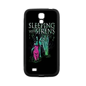 High Quality Customizable you Durable Rubber after Material Sleeping With Sirens Samsung get Galaxy S4 Back Cover Case detailed
