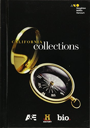 Houghton Mifflin Harcourt Collections California: Student Edition Grade 8 2017