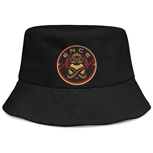 Ence-Logo-csgo Mens Bucket Hats Relaxed Hiking Cap