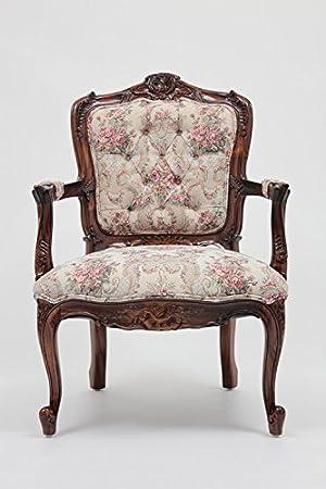 Amazon.com: Laurel Corona Luis XV sillón: Kitchen & Dining
