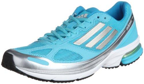Adidas Adizero Boston 4 W G97975 - Zapatos para correr para mujer, color azul, talla 36 Azul (Blau (Samba Blue S14 / Pearl Met. S14 / Metallic Silver))