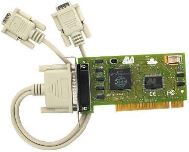 Dual Serial Pci-low Profile
