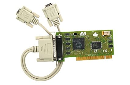 Lava DSerial-PCI Powered Serial Card Mac
