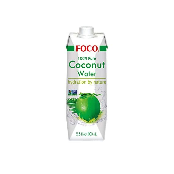 Foco 100% Natural Coconut Water ( 1L )