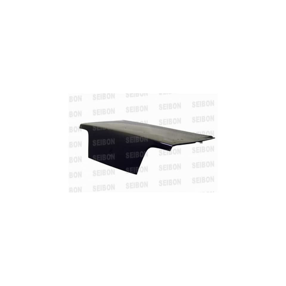 Seibon Carbon Fiber OEM Style Trunk Lid Nissan Skyline R33 95 98
