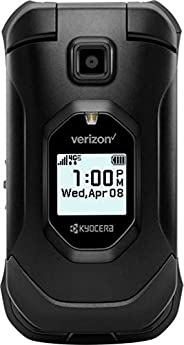 Kyocera DuraXV Extreme E4810 16GB Verizon | Ultra-Rugged Flip Phone IP68 Rated | 4G LTE HD Voice| 5MP Camera |