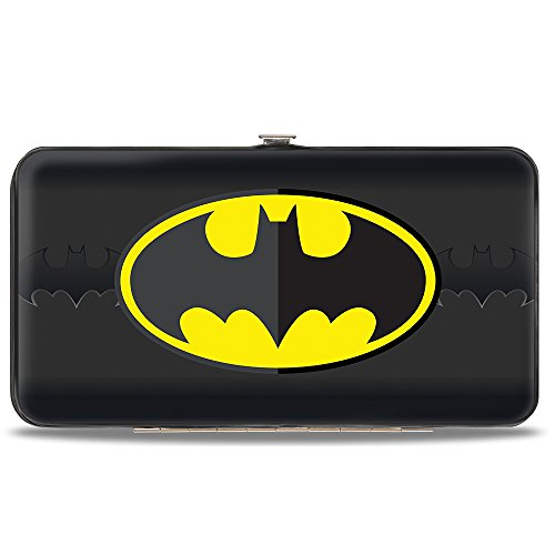 Buckle-Down Buckle-Down Hinge Wallet - Batman Accessory, -Batman, 7