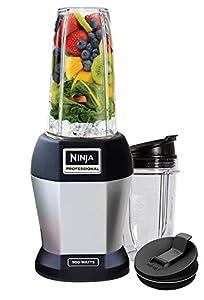 Nutri Ninja Pro BL450 900 Watts single-serve smoothie blender (Certified refurbished)