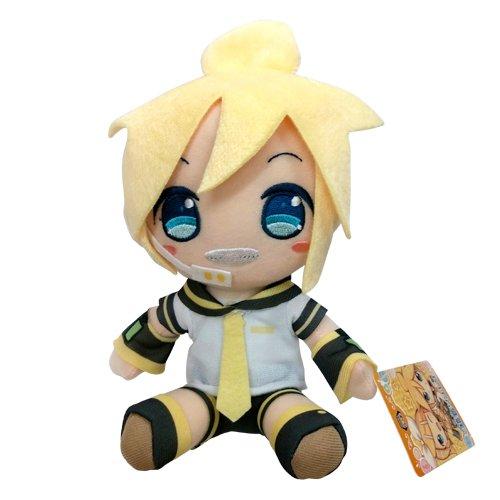 Taito Vocaloid Hatsune Miku Series Stuffed Plush, 7