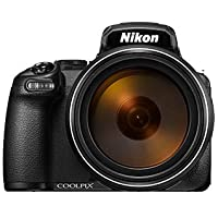Nikon Coolpix P1000 125X Optical Zoom Camera (Black)