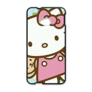 SANLSI Hello kitty Phone Case for HTC One M7 case