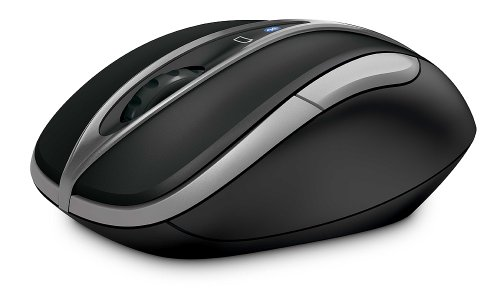 Microsoft Bluetooth Notebook Mouse 5000 - Black by Microsoft (Image #2)