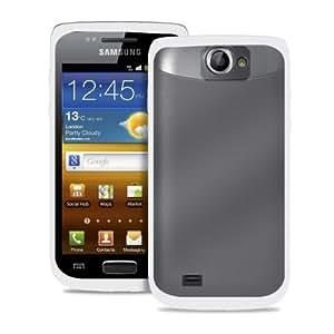 PURO SGI8150CLEARWHI funda para teléfono móvil - fundas para teléfonos móviles (100 x 165 x 16 mm) Color blanco