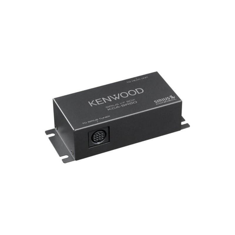 Kenwood KCA-SR50 Sirius Interface Adapte