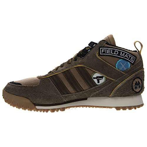 c663f5728 adidas Men s ZX TR Mid Extra Butter D69375 Scout Leader Size 10 D   Amazon.co.uk  Shoes   Bags