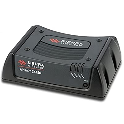 Image of Sierra Wireless AirLink GX450 1102363 Rugged, Secure Mobile 4G LTE Gateway Modem - AT&T - DC (No Antenna Included)