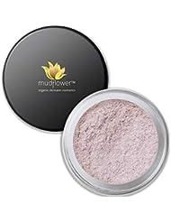 Mudflower Cosmetics Organic Pink Radiance Powder Veil, 1.5 Ounce