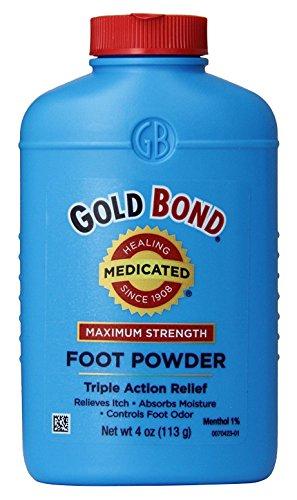 Most Popular Foot Odor Control Powders