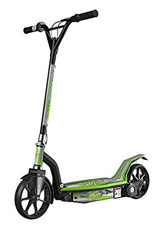 Uberscoot - Patinete eléctrico, 100 W, color negro: Amazon ...
